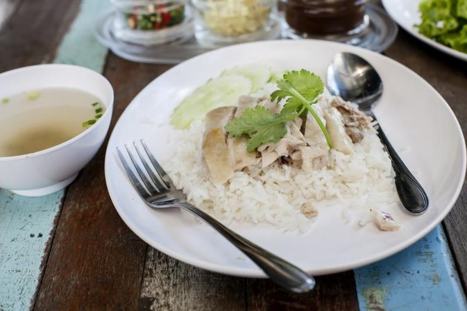 Chicken and Rice Nutrition