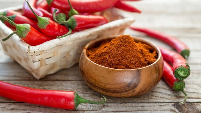 Cayenne Pepper and Inflammation