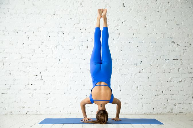 What Are the Benefits of Sirsasana in Yoga?