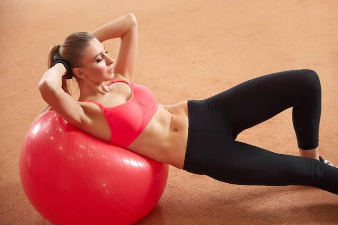 List of Exercises to Lose Belly & Thigh Fat