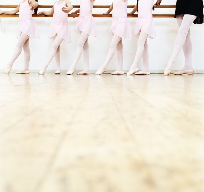How to Teach Ballet to Kids