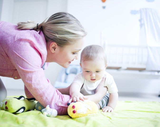 Developmental Activities for a 6-Month-Old