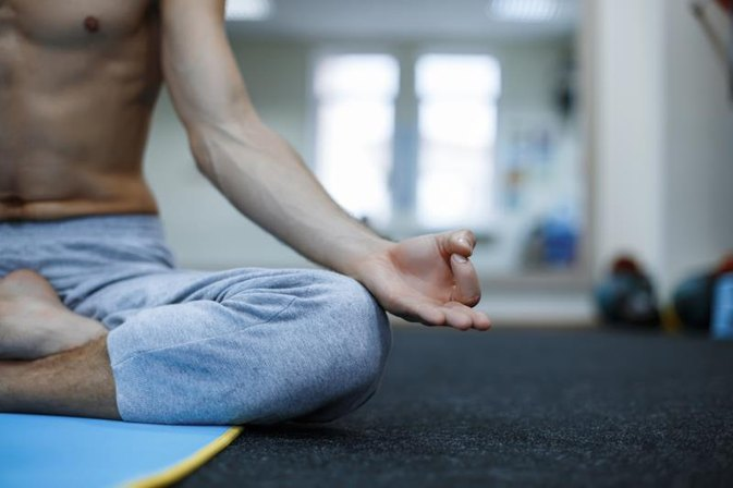 Yoga to Alleviate a Pulled Groin