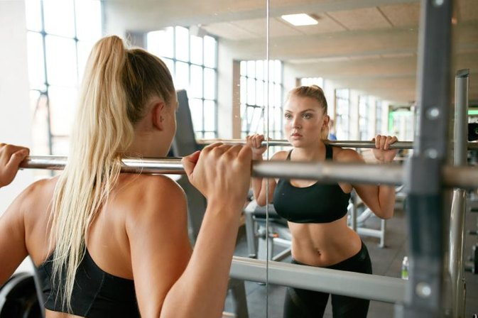 Ways for Women to Lose Body Fat & Get Body Muscle