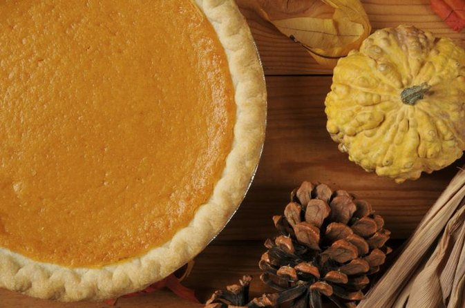 Nutritional Facts for Sweet Potato Pie