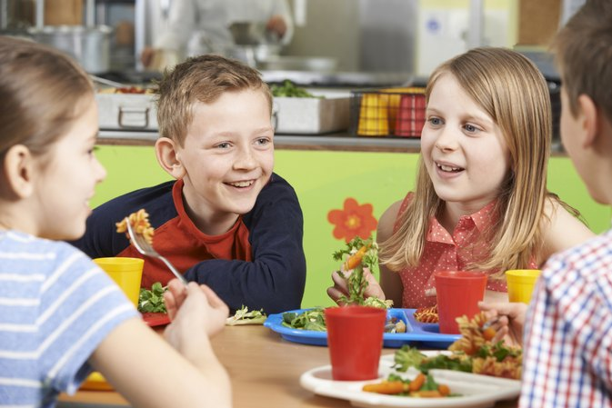 Nutrition for Middle School Students