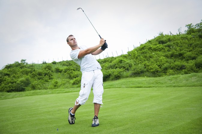 Weighted Golf Clubs: Toe vs. Heel