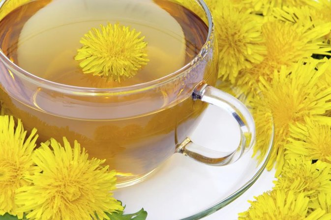 Side Effects of Drinking Dandelion Root Tea