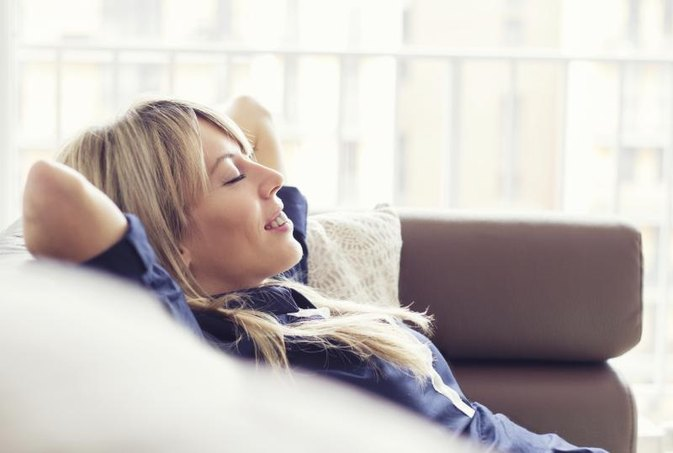 How to Calm Down to Relax for a Slow Heart Rate