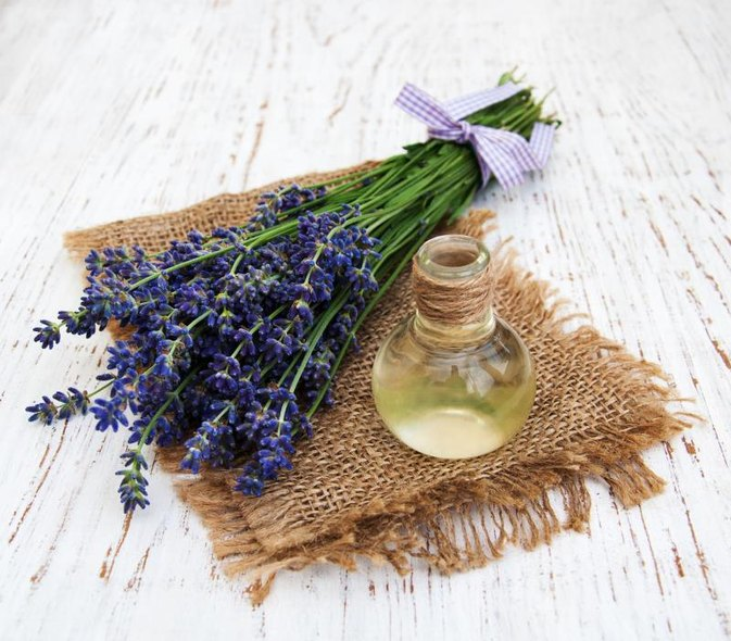 Essential Oils for Treating Lymphedema