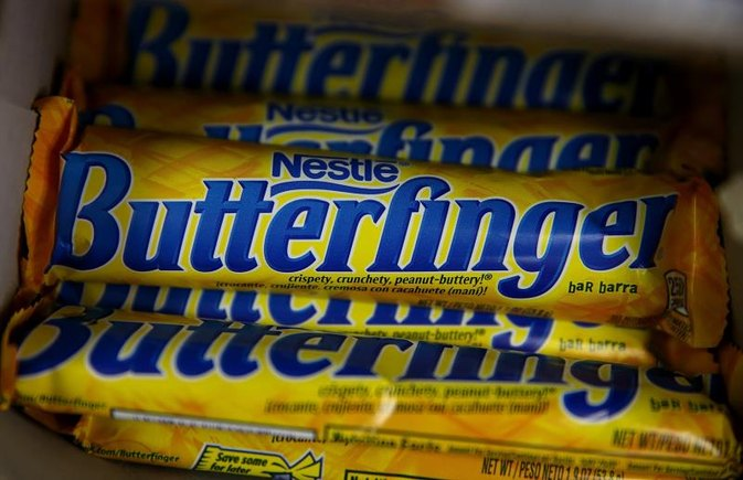 Butterfinger Nutrition Information