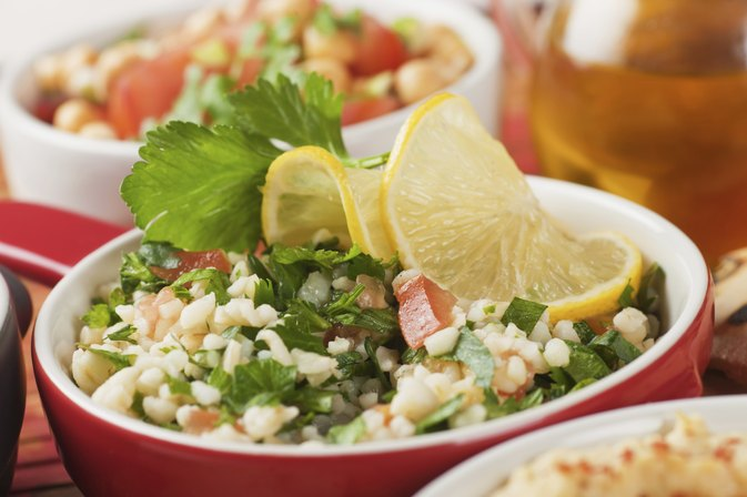 What Are the Benefits of a Tabouli Diet?