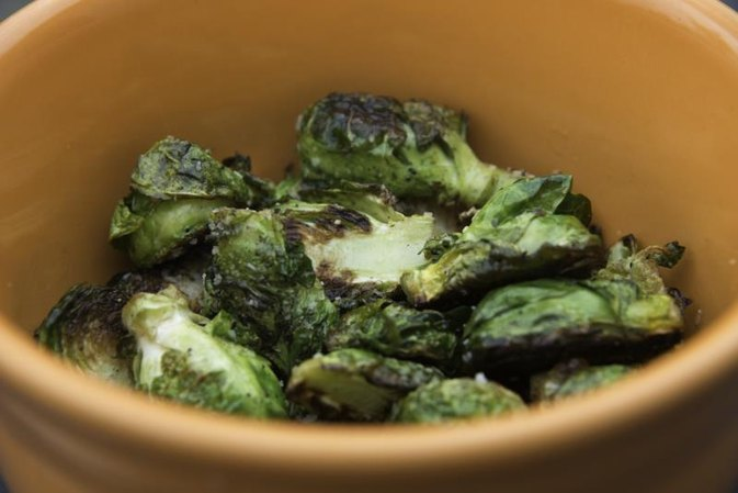 How to Cook Brussels Sprout Greens