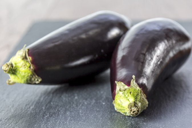 The Best Way to Peel an Eggplant