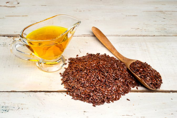 Flax Oil for Mood & Brain Functions