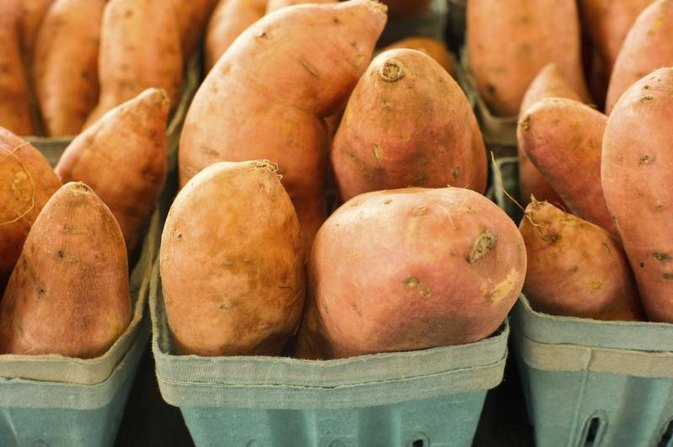 Are Potatoes Good Carbs to Eat Before a Marathon?