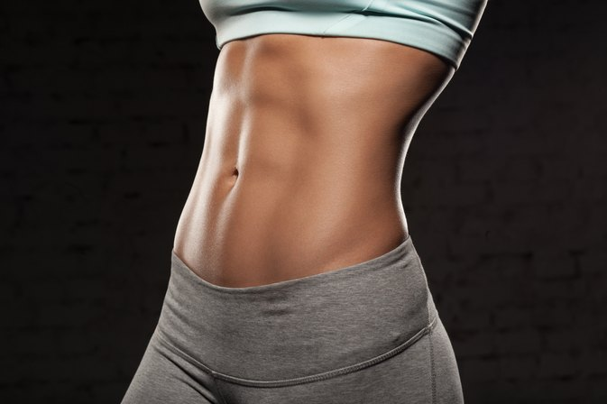 The Best Exercises for the Waist & Midriff