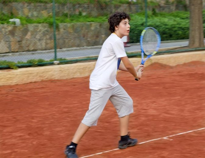 Free High School Tennis Drills