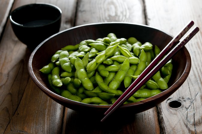 Edamame & Weight Loss