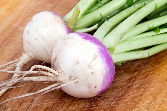 The Paleo Diet With Turnips & Rutabagas