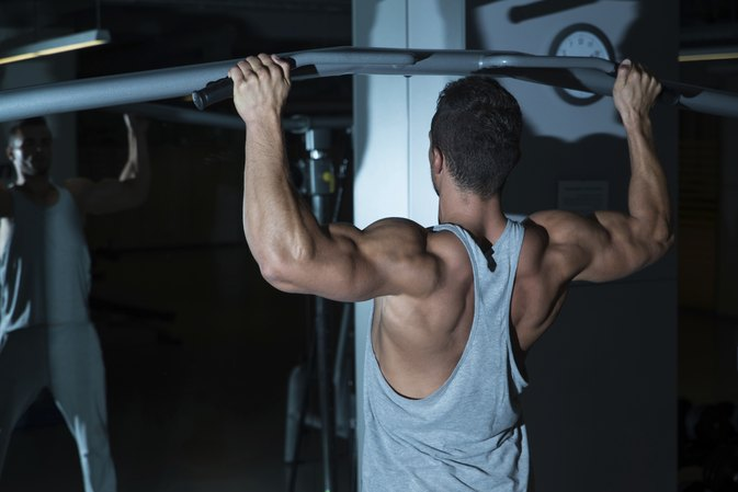 Chest Pain After Pullups