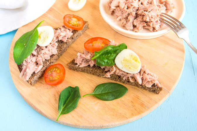 Tuna Fish Diet Plan