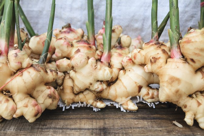 What Foods Can I Put Fresh Ginger On?