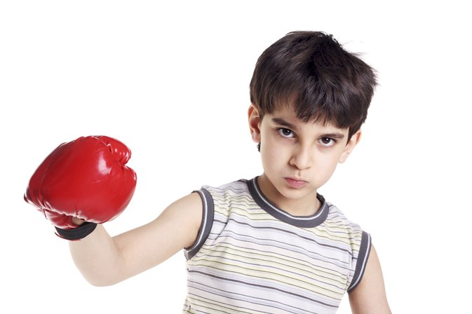 Boxing Training for Children