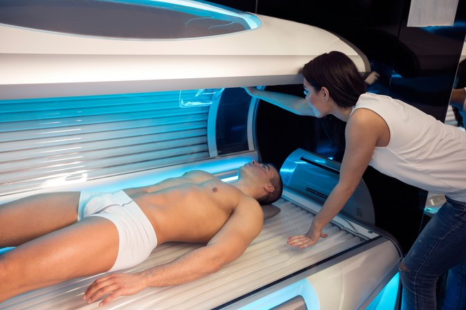 How Do Tanning Beds Work?