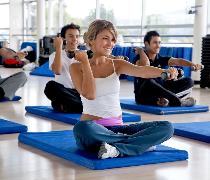 benefits of regular exercise gym