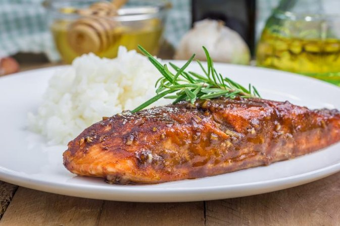 How to Bake Skinless Salmon Fillet
