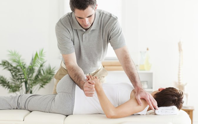 Chiropractic Relief for Shoulder Pain