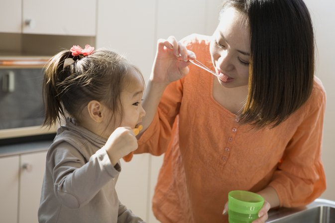 How to Explain Oral Hygiene to 3-Year-Olds