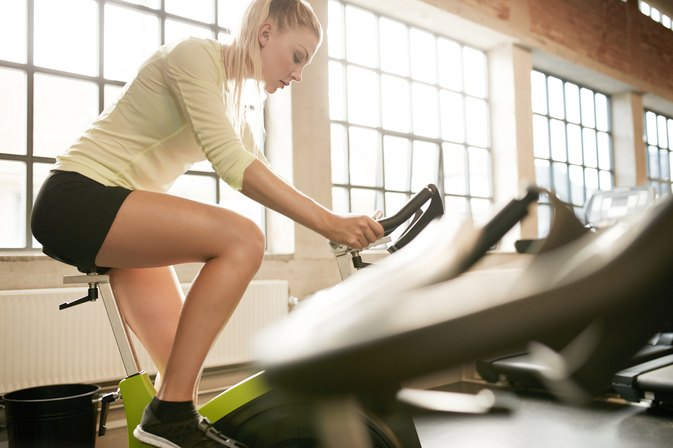 Will the Bicycle Machine Work Out Your Abs?