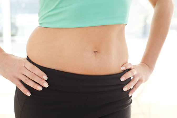 How to Lose a Muffin Top & Belly Fat Fast