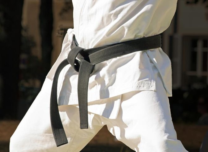 The Highest Degree of Black Belt in Karate