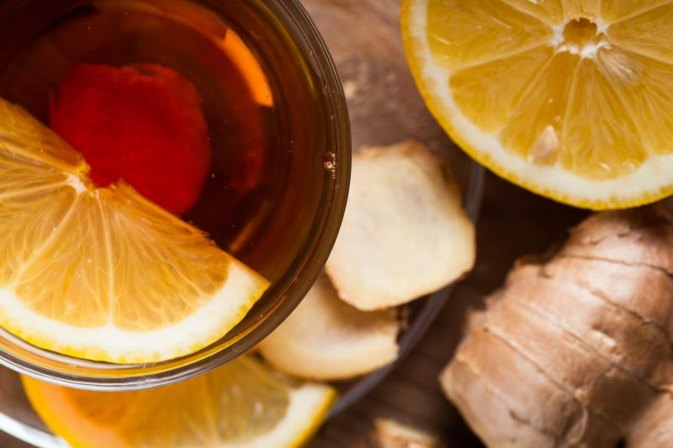 Ginger Treatment for Vomiting