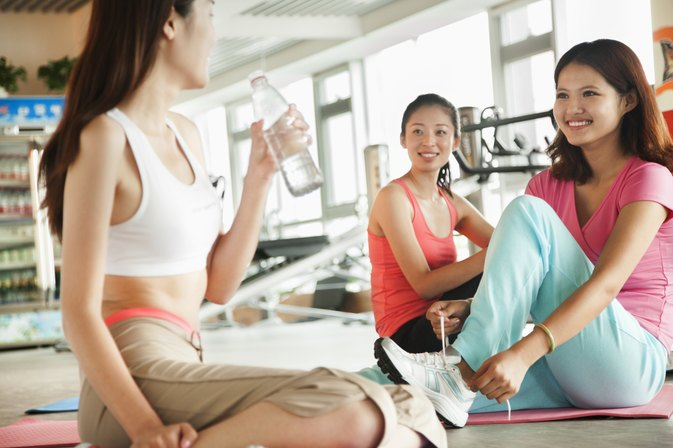 Gym Workout Routines for Girls' Weight Loss