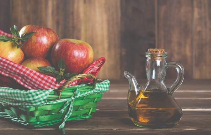 How to Use Vinegar to Detoxify the Liver