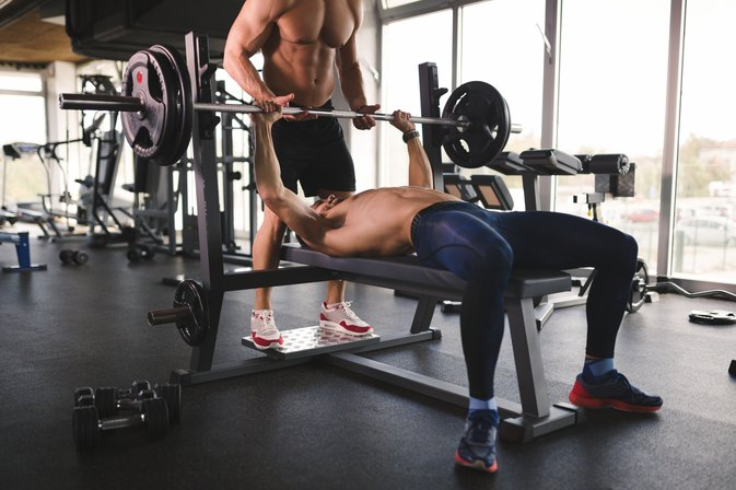 Fast-Twitching Muscles & Bench Presses