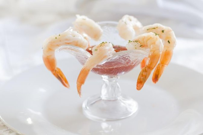 Shrimp Cocktail Nutrition