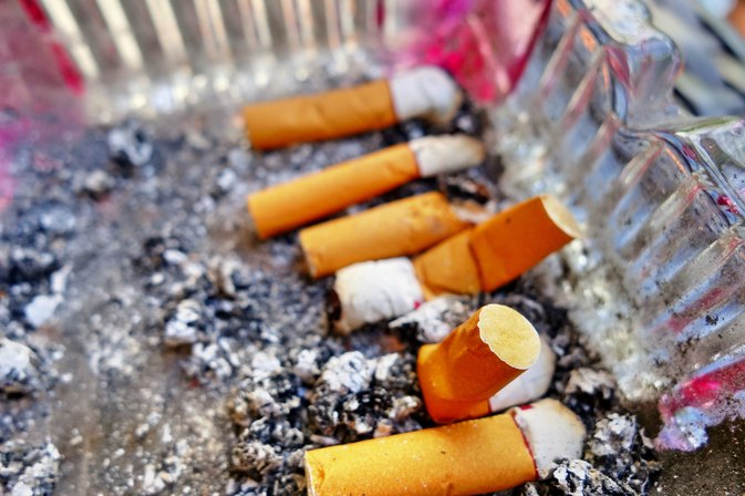 Does Quitting Smoking Help You Lose Weight?