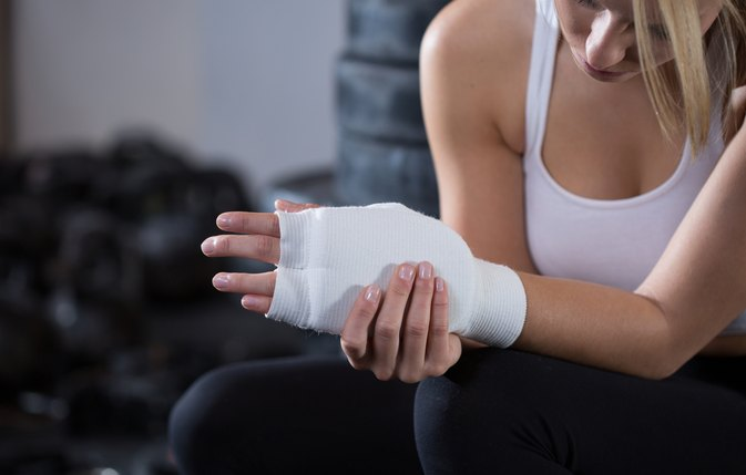 How to Lift Weights if You have Carpal Tunnel Syndrome