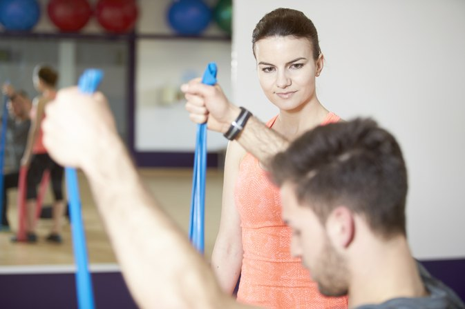 Resistance Band Bicep Exercises