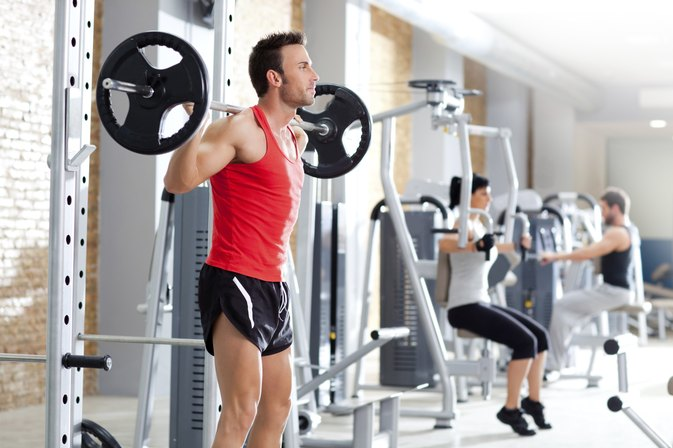 What To Wear In The Gym For Men Livestrong Com
