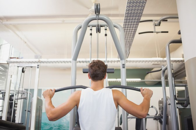 The Best Back Exercises at the Gym
