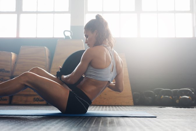 Good Sit-Ups for Your Lower Abs