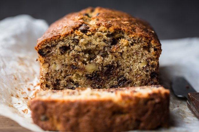 Is Banana-Nut Bread Bad for Weight Loss?