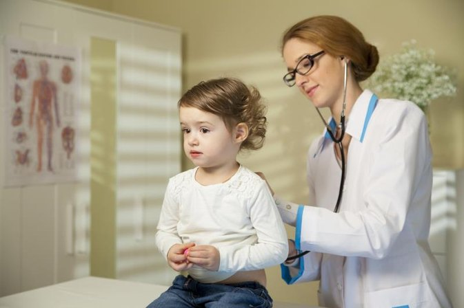Effect of Antibiotics on Toddlers' Behavior