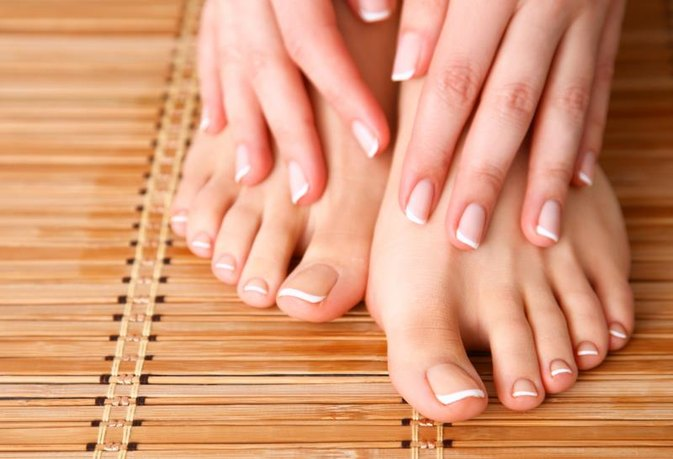 Vitamins for Toenails